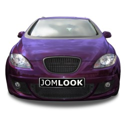 Grill, JOM, Seat Leon 1P 05-09, except facelift/ Altea 5P 04-09 except facelift, badgeless