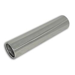Endrohr, gebördelt, V- Ø 76 mm, ohne Absorber, mit ABE