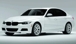 Seitenschweller passend für BMW 3er F30 Limousine und F31 Touring ab Baujahr 2010 -
