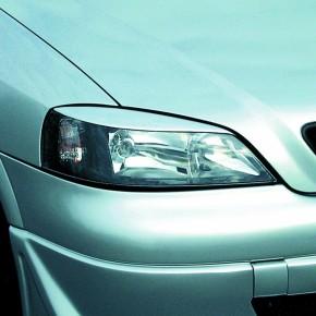 Scheinwerferblenden passend für Opel Astra G 98-