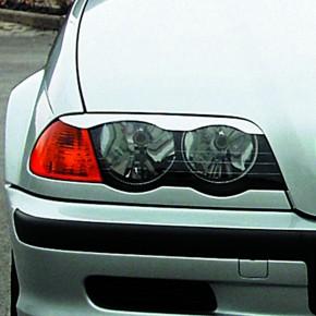 Scheinwerferblenden passend für BMW E46 Limo -01