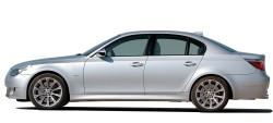 Seitenschweller, ABS, 1 Satz rechts + links, Sport Look passend für BMW 5er E60/ E61 Bj. 2003-2010