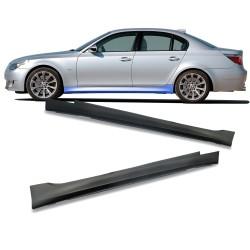 Seitenschweller passend für BMW 5er E60 Limousine und E61 Touring Baujahr 2003 - 2010