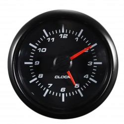 Gauge watch analogue