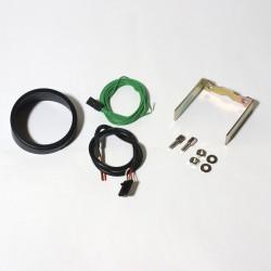 Zusatzinstrument, Dynamic, Luftverhältnis Air-Fuel, Schrittmotor Technik, 2-farbige LED Anzeige wählbar, Ø52mm