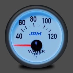 Manomètre, température d'eau