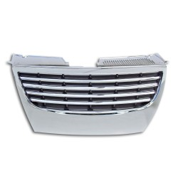 Front Grill badgeless, chrom suitable for VW Passat 3C year 04.2005-