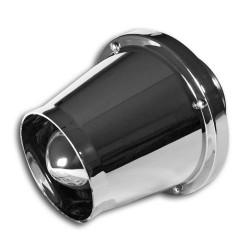 Sportluftfilter HYPER-JET- Filter, chrom,  60,70 und 84mm passend für universal