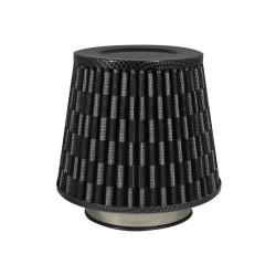 Power- Filter Carbon mit 60, 70, 76, 84 und 90 mm Anschluss