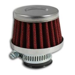 Sportluftfilter Power- Filter, mini, 9,12 und 25mm passend für universal