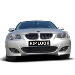 Pare-chocs avant, JOM, BMW E60, berline 07/03-03/07, Touring 06/04-03/07, look sport avec PDC a l'intérieur du PC