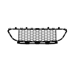 Frontstoßstange im Sport-Design mit PDC-Bohrungen und SRA passend für BMW 3er F30 Limousine ab Baujahr 10.2011 -