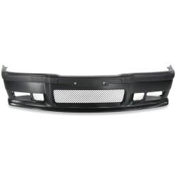 Stoßstange, vorn, Sport Look, mit abnehmnbaren Renngitter u. Spoiler, grau passend für BMW E36 -3er