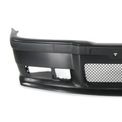 Frontstoßstange im Sport-Design mit abnehmbaren Renngitter und Spoiler passend für BMW 3er E36 Baujahr 1990 - 1998