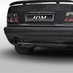 Heckschürzeneinsatz im Sport Look passend für BMW E36 -3er