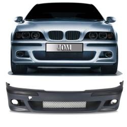 Frontstoßstange inkl. Leisten und Nebelscheinwerfereinsätzen passend für BMW 5er E39 Baujahr 1996 - 2003