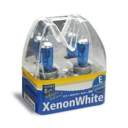 "H4 Leuchtmittel 12V 60/55W ""Xenon Optik"" 2 Stück"