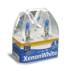 "H1 Leuchtmittel 12V 55W ""Xenon Optik"" 2 Stück"