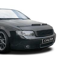 Hauben-Bra, Steinschlagschutz-Maske, Kunstleder, schwarz passend für Audi A4 B6 Typ 8E (00-04)