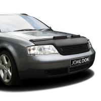 Hauben-Bra, Steinschlagschutz-Maske, Kunstleder, schwarz passend für Audi A6 4B (98-04)