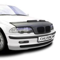 Hauben-Bra, Steinschlagschutz-Maske, Kunstleder, schwarz passend für BMW E46 Limo (98-01)