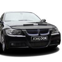 Hauben-Bra, Steinschlagschutz-Maske, Kunstleder, schwarz passend für BMW E90 (05-08)