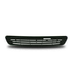 Front Grille badgeless, black suitable for Opel Astra G