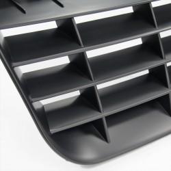 Kühlergrill ohne Emblem, schwarz passend für Opel Omega B Baujahr 1994 - 1999
