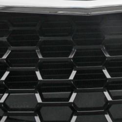 Kühlergrill, schwarz mit Chromleiste Sport Look passend für Opel Insignia 08-