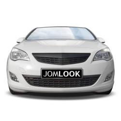 Kühlergrill ohne Emblem, schwarz passend für Opel Astra J 5-Türer Baujahr 2009-2012