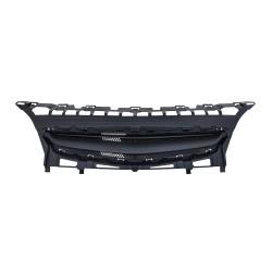 Kühlergrill ohne Emblem, schwarz passend für Opel Astra J 5-Türer ab Baujahr 2012-