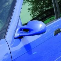 Sportspiegel, Rückspiegel im Racing-Look, elektrisch und  beheizbar, RM3 passend für VW Golf 3