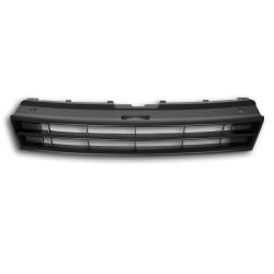JOM calandre de radiateur sans sigle compatible avec Polo 5 (6R) - Noir - Qualité allemande