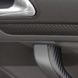 Carbon foil, styling foil, self adhesive, 30 x 150cm, for interior and exterior use