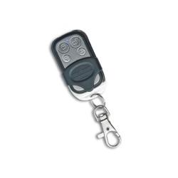 Handsender mit 4 Knopf Funktion, mit Slider, Schwarz passend für Ersatz zu 7105-1/7104-4