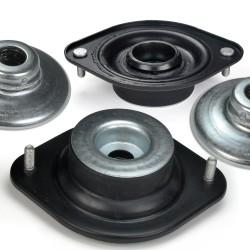 Domlager, Domlagersatz Vorderachse rechts/links - inkl. Wälzlager passend für VW Golf 1, Caddy, Jetta 1, Scirocco