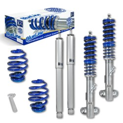 BlueLine Coilover Kit suitable for BMW E36 Compact year 1993-2000