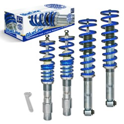 BlueLine Coilover Kit suitable for BMW 5er (E60) Limousine year 2003-2010
