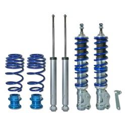 BlueLine Gewindefahrwerk passend für VW Lupo 6X 1.0, 1.4, 1.4 16V, 1.6GTi, 1.4TDi, 1.7SDi, ab Baujahr 1999-