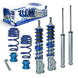 BlueLine Coilover Kit suitable for Seat Arosa (6H) 1.0, 1.4, 1.4 16V / TDi, 1.7SDi, year 1997-2004