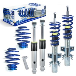 BlueLine Coilover Kit suitable for VW Multivan and Bus T5 4Motion Typ 7H 2.0, 3.2 V6, 1.9TDi, 2.0TDi / BiTDi, 2.5TDi  year  2003 - 2015