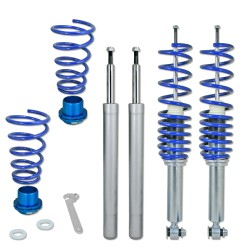 BlueLine Coilover Kit suitable for BMW E34 limousine 518i, 520i (D14/M14), year 07.1990 - 11.1995