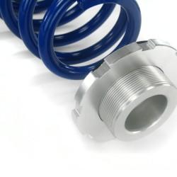 BlueLine Gewindefahrwerk passend für Fiat 500 Typ 312 1.2 8V, 1.3, 1.4 16V, auch Abarth-Modelle, ab Baujahr 2007 -