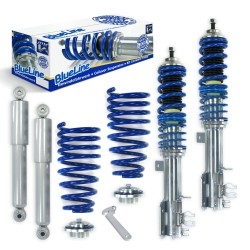 BlueLine Coilover Kit suitable for Ford KA type RU8 1.2, 1.3 TDCi, year 2008 -