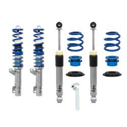 BlueLine Gewindefahrwerk passend für VW Golf 4 Bora und Variant 4Motion 1.8, 1.8T, 2.0, 2.3 V5, 2.8 V6, 1.9TDi Baujahr 1999-2005