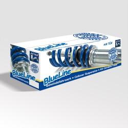 BlueLine Gewindefahrwerk passend für BMW 1er (F20/21), 114, 116, 118, 120, 125 ab Baujahr 2011-, nicht geeignet für xDrive-Modelle