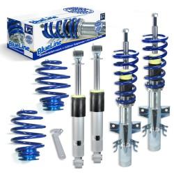 BlueLine Gewindefahrwerk passend für VW T6 4Motion  2.0, 3.2 V6, 1.9TDi, 2.0TDi / BiTDi, 2.5TDi ab Baujahr 2015-
