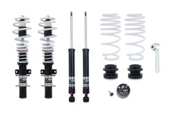 NJT eXtrem Coilover Kit suitable for VW Polo 9N, 9N2 and 9N3 1.2, 1.4, 1.6, 1.8T and Fox 5Z 1.4 TDi, 1.9SDi, 1.9TDi, year 4.2002-2009