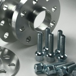 Wheel spacer kit 30mm incl. wheel bolts, for Mercedes A-Class 168