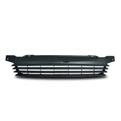 Grille badgless, black suitable for VW T4 year 01.1996-